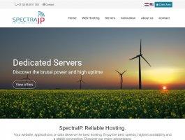 spectraip:€3.5/月,荷兰VPS,2G内存(DDR4)/1核(Ryzen 9 3900X)/50gSSD/5T流量
